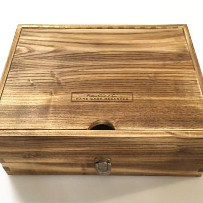 Ash Whiskey Box - Thomas Foottit Contemporary Carpentry