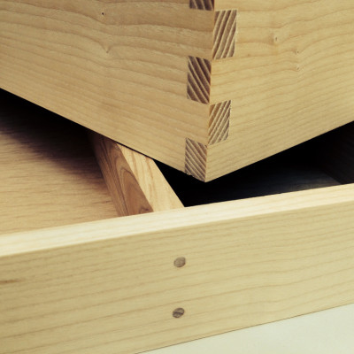 Whiskey Box Detail - Thomas Foottit Contemporary Carpentry