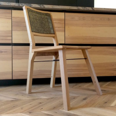 Ramesh Chair Island - Tom Foottit Contemporary Carpentry